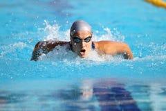 Turks het Zwemmen Kampioenschap Stock Afbeelding