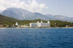 Turks hotel Stock Afbeelding