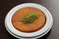 Turks künefe sweets Stock Images