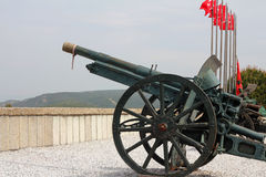 Turks kanon Royalty-vrije Stock Afbeelding