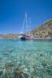 Turks Middellandse-Zeegebied Stock Foto