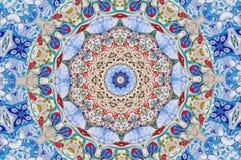 Turks ornament (ottomane, markt) Royalty-vrije Stock Foto's