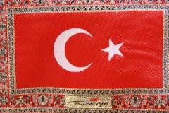 Turks tapijt Stock Foto