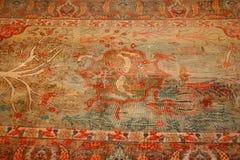 Turks tapijt Royalty-vrije Stock Foto
