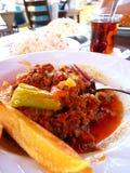 Turks voedsel Stock Foto