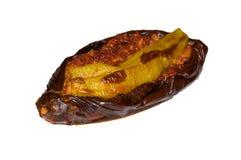 Turks voedsel, Karniyarik Stock Afbeelding