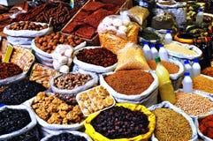 Turkse Bazaar Royalty-vrije Stock Afbeeldingen