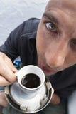 Turkse cofee Royalty-vrije Stock Fotografie