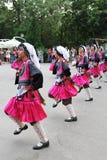 Turkse dansers Stock Foto