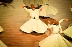 Turkse dansers Royalty-vrije Stock Foto's