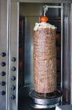 Turkse doner kebab Stock Foto's