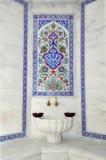 Turkse Hamam stock afbeelding