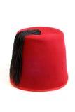 Turkse hoed (Fez) Stock Foto's