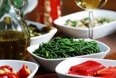 Turkse keuken Royalty-vrije Stock Fotografie