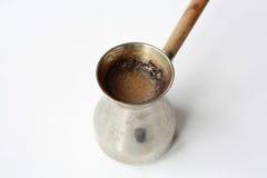 Turkse koffie stock afbeeldingen