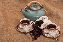Turkse Koffie stock afbeelding