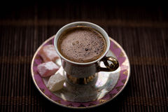 Turkse koffie Stock Fotografie