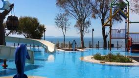 Turkse kust Stock Afbeeldingen