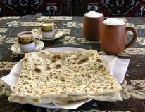 Turkse maaltijd Stock Foto