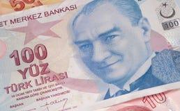 Turkse Munt Royalty-vrije Stock Afbeeldingen
