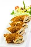 Turkse Ongezuurde broodjes simit Royalty-vrije Stock Foto's