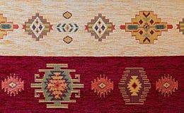 Turkse patroondeken Stock Afbeeldingen