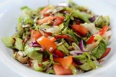 Turkse salade Royalty-vrije Stock Foto's