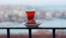 Turkse thee Royalty-vrije Stock Foto