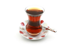 Turkse Thee Royalty-vrije Stock Afbeelding
