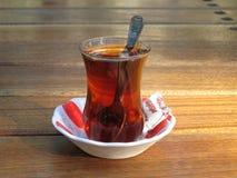 Turkse Thee Royalty-vrije Stock Foto's