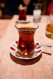 Turkse thee Royalty-vrije Stock Fotografie