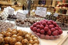 Turkse truffels Royalty-vrije Stock Afbeelding