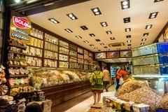 Turkse Verrukkingswinkel Royalty-vrije Stock Afbeeldingen