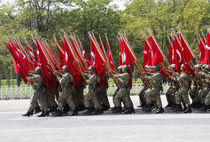Turkse Victory Day Royalty-vrije Stock Foto