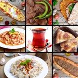 Turkse voedselbeelden Royalty-vrije Stock Afbeelding