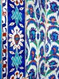 Turktegelplattor arkivfoton