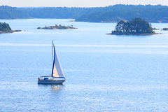 Turku Archipelago. Stock Image
