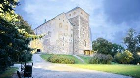 Turku Castel Photos libres de droits