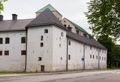 Turku Castle in Finland Stock Images