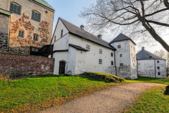 Turku Castle in Finland Stock Image