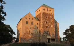 Turku Castle Royalty Free Stock Photography