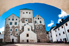 Turku castle Royalty Free Stock Photo