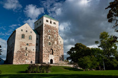 Turku castle Royalty Free Stock Images