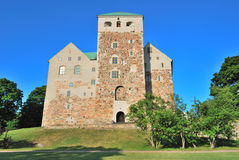 Turku  castle Royalty Free Stock Photos