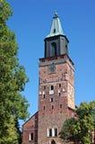 Turku cathedral Stock Photos