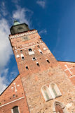 Turku Cathedral Royalty Free Stock Photos