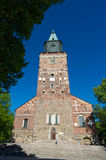 Turku Cathedral. Finland Royalty Free Stock Photos