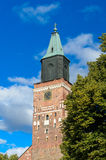 Turku Cathedral, Finland Royalty Free Stock Photography