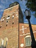 Turku domkyrka Arkivbild