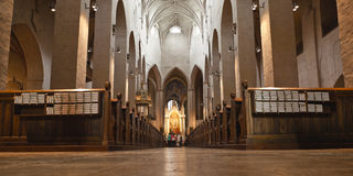 Turku, finland: turku cathedral Stock Photography